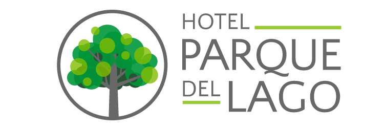 logo hotel parque del lago horizontal