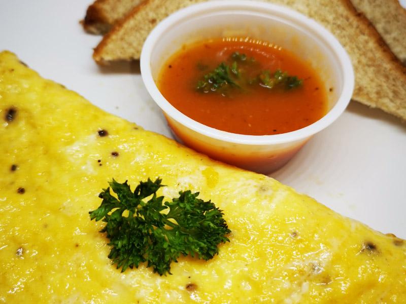 Desayunos en Paseo Colón