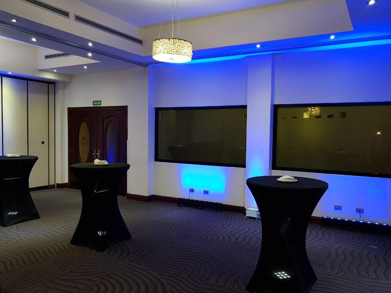 Salones para reuniones en Paseo Colón